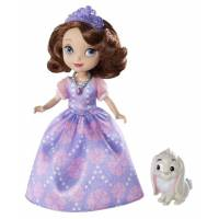 Disney София прекрасная и кролик Кловер Sofia The First Sofia Doll and Clover The Rabbit