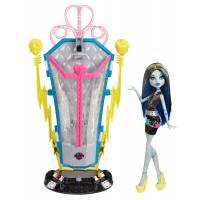 Monster High Frankie Stein Фрэнки Штейн Станция подзарядки Recharge Chamber  Freaky Fusion