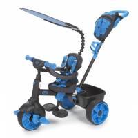 Little Tikes Трехколесный велосипед 4 в 1 синий Sports Edition