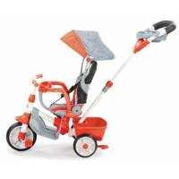 Little Tikes Трехколесный велосипед 5 в 1  Ride & Relax Deluxe 5-in-1