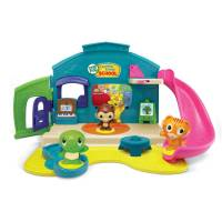LeapFrog Школа играй и узнавай на англ. языке Learning Friends Preschool Play Set