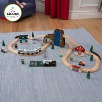 KidKraft Игровой набор  Железная дорога евро экспресс Euro Express Train Set