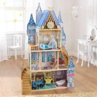 KidKraft Кукольный домик Принцессы дисней Замок мечты Золушки Disney Princess Cinderella Royal Dreams Dollhouse