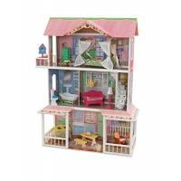 KidKraft Кукольный домик Карамельная Саванна Sweet Savannah dollhouse