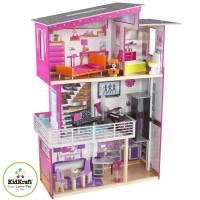 KidKraft Кукольный домик Беверли хилз Роскошный дизайн Beverly Hills Luxury dollhouse