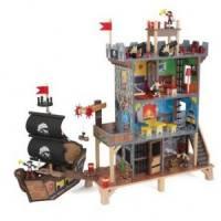 KidKraft Игровой набор Пиратский форт Pirates Cove Play set