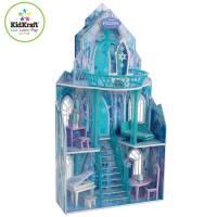Kidkraft Кукольный домик Ледяной замок Холодное сердце Frozen Ice Castle Dollhouse