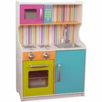 KidKraft Кухня мини радуга Deluxe Rainbow mini Kitchen