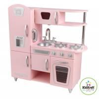 KidKraft Игровой набор розовая Винтажная кухня Pink Vintage Kitchen Toy