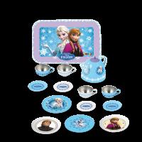 Smoby Игровой набор чайный сервиз металлический Холодное сердце Disney Frozen Bubble Tea Set 310512