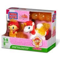 Mega Bloks Маленькая принцесса Солнечный лучик First Builders Little Princess Sunbeam