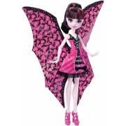 Monster High Дракулаура с платьем трансформером монстр-летучая мышь Ghoul-to-Bat Transformation Draculaura Doll