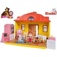 Simba Кукольный Домик Маша и Медведь Masha and The Bear toys 9301633