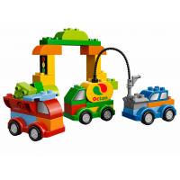 Lego Duplo Машинки трансформеры Combine & Create