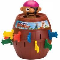 Tomy Развивающая игра Веселый пират-прыгун Pop Up Pirate