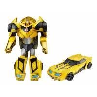 Transformers Трансформер Бамблби Роботы под прикрытием Robots in Disguise 3-Step Changers Bumblebee Figure