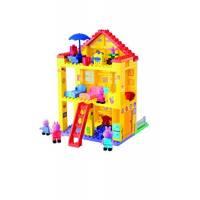 BIG Конструктор любимый домик свинки Пеппы Peppa Pig Peppas House Building Sets 3787590