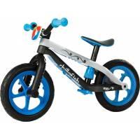 Chillafish Беговел велобег синий BMXie-RS BMX Balance Bike with Airless RubberSkin Tires Blue Motion of the Ocean
