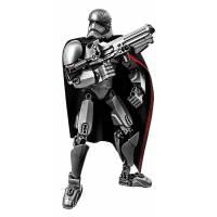 LEGO Звездные воины Фазма Капитан Star Wars Captain Phasma 75118