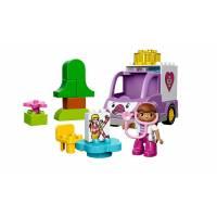 LEGO DUPLO Скорая помощь Рози доктора Плюшевой Brand Disney 10605 Doc McStuffins Rosie