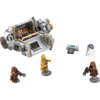 LEGO Star Wars Спасательная капсула дроидов Droid TM Escape Pod 75136