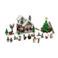 LEGO Зимний магазин игрушек Creator Expert Winter Toy Shop 10249