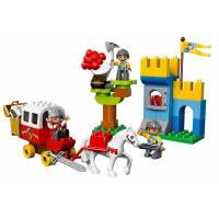 LEGO DUPLO Битва за сокровища Town Treasure Attack 10569