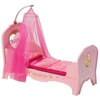 Baby Born Интерактивная кроватка для принцессы Interactive Princess Bed