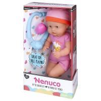 Famosa Моя Первая Кукла розовая My 1st Baby Playset Pink