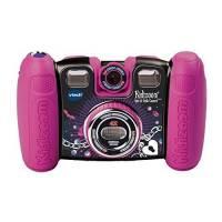 VTech Детский цифровой фотоаппарат с видео записью Kidizoom Spin and Smile Camera Violet Pink