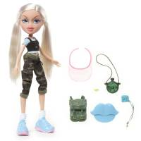 Bratz Хлоя из серии Фитнес Fierce Fitness Doll Cloe