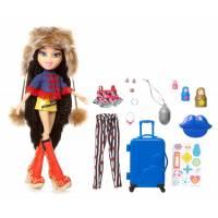 Bratz Джейд в России обучение за рубежом Study Abroad Doll Jade to Russia