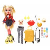 Bratz Хлоя в Китае обучение за рубежом Study Abroad Doll Cloe to China