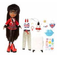 Bratz Саша в Англии обучение за рубежом Study Abroad Doll Sasha to UK