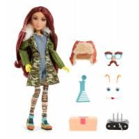 Project Mc2 Камрин Койл эксперемент с аксессуарами и робот Experiment with Doll Camryn's Wind-Up Robot