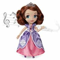 Sofia the First Поющая кукла София Прекрасная Talking and Singing Doll