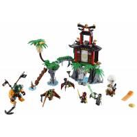 LEGO Ninjago Тигровый остров Tiger Widow Island 70604