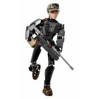 LEGO STAR WARS Сержант Джин Эрсо Sergeant Jyn Erso 75119