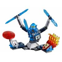 LEGO NexoKnights Абсолютная сила Клэй ULTIMATE Clay 70330