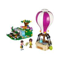 LEGO Friends Воздушный шар в Хартлейке Heartlake Hot Air Balloon 41097