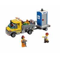 LEGO City Сервисная машина Demolition Service Truck