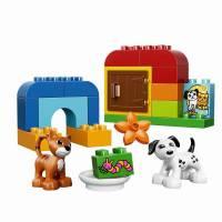 Lego Duplo Лучшие друзья кот и пес best friends cat and dog 10570