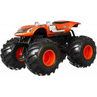 Hot Wheels Monster Trucks Внедорожник джип 1:24 Scale GJG70 Twin Mill