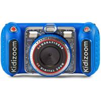 VTech KidiZoom Детский цифровой фотоаппарат 80-520000 Duo DX Digital Selfie Camera with MP3 Player Blue