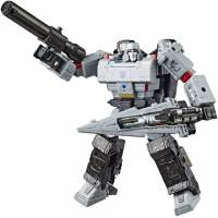 Transformers Трансформер Мегатрон Осадный Класс E3543 Siege Voyager Class WFC-S12 Megatron Action Figure