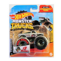 Hot Wheels Monster Jam Внедорожник джип 1:64 Scale V8 Bomber Monster Trucks 61/75
