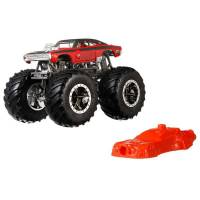 Hot Wheels Monster Jam Внедорожник джип 1:64 Scale FYJ44 Dodge charger r/t Monster Trucks 18/75