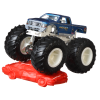 Hot Wheels Monster Jam Внедорожник джип 1:64 Scale FYJ44 big foot Monster Trucks 21/75