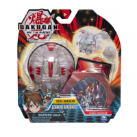 Bakugan Battle Planet Бакуган Драгоноид бриллиант diamond Dragonoid Deka