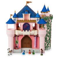Disney Animators' Интерактивный Замок Авроры Collection Deluxe Sleeping Beauty Castle Play Set